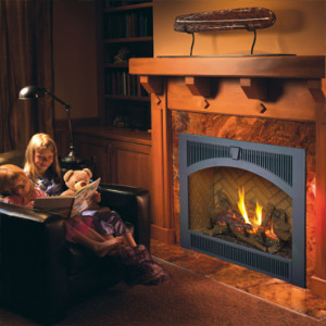 Lopi Gas Fireplace Inserts | Repairs, Parts, Sales