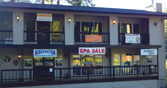 Stoves Spas Hot Tubs Fireplaces - Arnold California